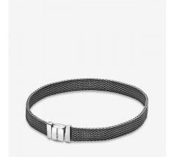 Bracelet en maille tissée Pandora Reflexions en Argent 925/1000 - 598400C00