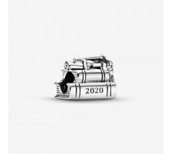 Charm Livres de Diplômée 2020 en Argent 925/1000 PANDORA 798910C00
