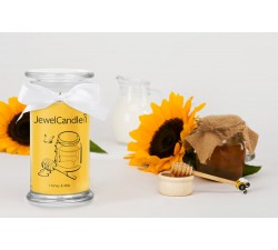 Bougie Honey and Milk (Boucles d'oreilles) Jewel Candle 20181FR-B
