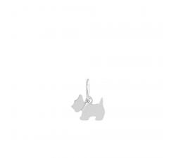 Pendentif CHIEN SCOTTIE Agatha - Argent 925/1000 - 02821587-050-TU