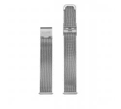 Bracelet montre femme CLUSE Strap 16 mm - Mesh silver CLS345