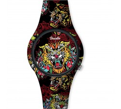 Montre Doodle Street Figher Mood DO42003