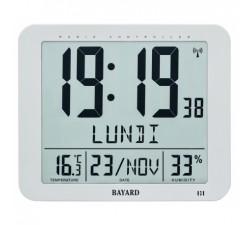Pendule BAYARD radio pilotée LCD KW93.19