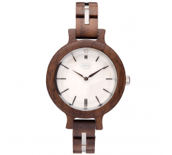 Montre bois de santal femme GREENTIME ZW105B