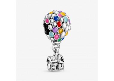 Charm Disney Là-Haut Maison & Ballons en Argent 925/1000 PANDORA 798962C01
