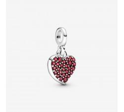 Charm pendant Mon amour en Argent 925/1000ᵉ PANDORA ME 798981C01