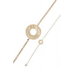 Bracelet GO Mademoiselle plaqué or jaune 605514