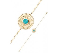 Bracelet GO Mademoiselle plaqué or jaune 605534