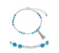 Bracelet GO Mademoiselle métal argenté 608002