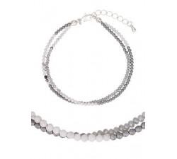 Bracelet GO Mademoiselle métal argenté 608007