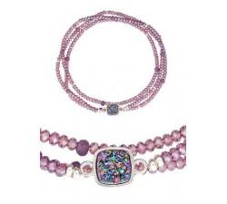 Bracelet GO Mademoiselle métal argenté 608008