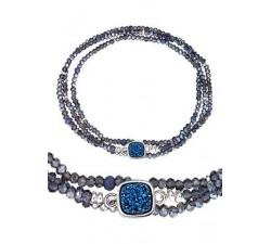 Bracelet GO Mademoiselle métal argenté 608009
