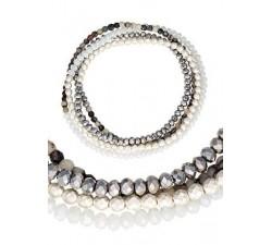 Bracelet GO Mademoiselle métal argenté 608012