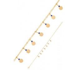 Bracelet GO Mademoiselle acier doré jaune 608039