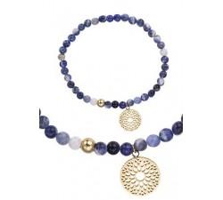 Bracelet GO Mademoiselle acier doré jaune 608110