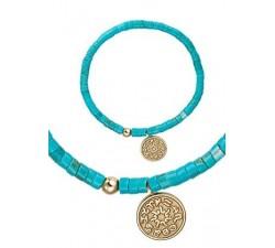 Bracelet GO Mademoiselle acier doré jaune 608138