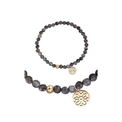 Bracelet GO Mademoiselle acier doré jaune 608162