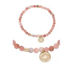 Bracelet GO Mademoiselle acier doré jaune 608167