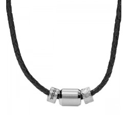 COLLIER HOMME VINTAGE CASUAL FOSSIL JF02474040