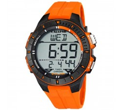 Montre Calypso Silicone Digital For Man K5607/1
