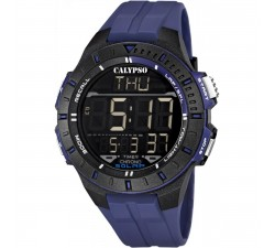 Montre Calypso Silicone Digital For Man K5607/2