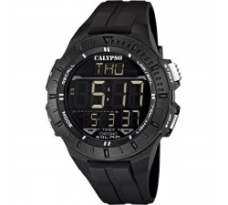 Montre Calypso Silicone Digital For Man K5607/6