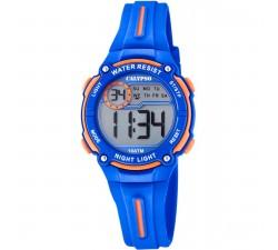 Montre Calypso Silicone Bleu K6068/3