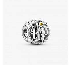 Charm Harry Potter Ajouré, Icônes d'Harry Potter en Argent 925/1000 PANDORA 799127C01