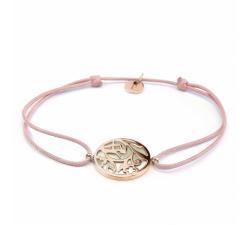 Bracelet femme Eolia Acier doré rose Pierre Lannier BJ03A1451