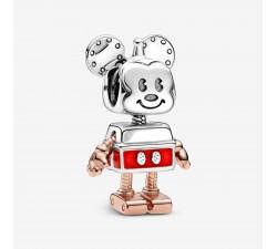 Charm Disney Robot Mickey en Argent 925/1000 PANDORA 789073C01