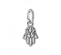 Charm Pendentif main de Fatima en Argent 925/1000 PANDORA 799144C00