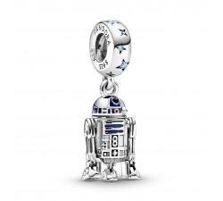 Star Wars x Pandora Charm pendentif mobile R2-D2 en Argent 925/1000 PANDORA 799248C01