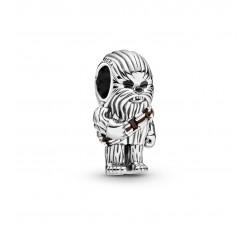 Star Wars x Pandora Charm Chewbacca en Argent 925/1000 PANDORA 799250C01