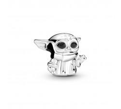 Star Wars x Pandora Charm Baby Yoda en Argent 925/1000 PANDORA 799253C01