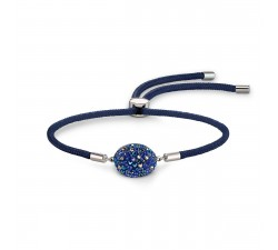 Bracelet Swarovski Power Collection Water Element, bleu, acier inoxydable Swarovski 5568270