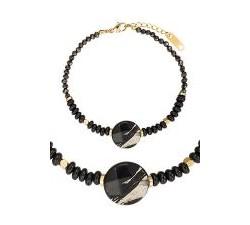 Bracelet GO Mademoiselle métal doré jaune 608114
