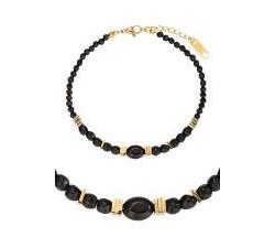 Bracelet GO Mademoiselle acier doré jaune 608170