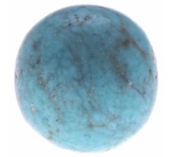 Stilivita bracelet chemin de vie bille Turquoise - diamètre 6mm SI 017