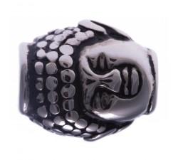 Stilivita bracelet chemin de vie bille acier bouddha - dimension 12X10mm SI 101