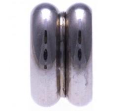 Stilivita bracelet chemin de vie bille acier tube - diamètre 6mm SI 104