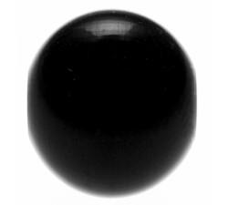 Stilivita bracelet chemin de vie bille acier noir - diamètre 6mm SI 109