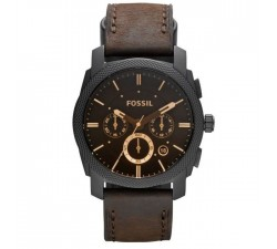 Montre Homme Fossil - FSL MACHINE EC-1 FS4656IE