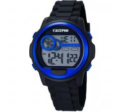 Montre Calypso Silicone Digital For Man K5667/3