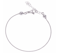Stilivita bracelet chemin de vie -  acier cable inoxydable SI 301