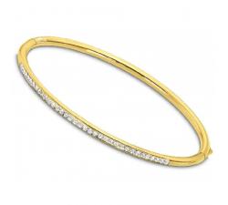 Bracelet rigide acier LOTUS STYLE LS2111-2/2