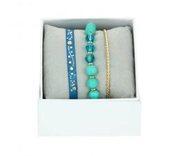 Strass Box Arabesque Les interchangeables Bleu jean A71480