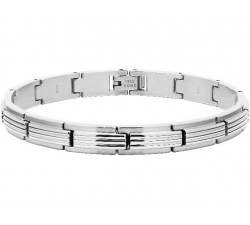 Bracelet acier GADROON 8 mm ROCHET B042660