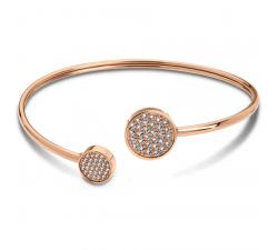 Bracelet rigide acier LOTUS STYLE LS1820-2/2
