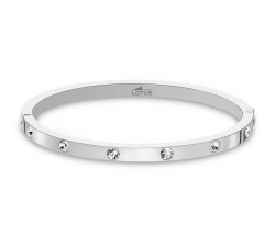 Bracelet rigide acier LOTUS STYLE LS1846-2/1