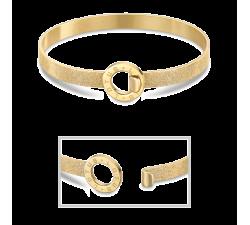 Bracelet rigide acier LOTUS STYLE LS2080-2/2